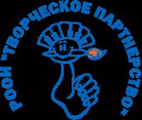 Логотип РООИ «Творческое партнерство»