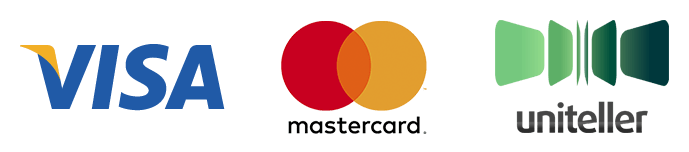 Visa, MasterCard, Uniteller